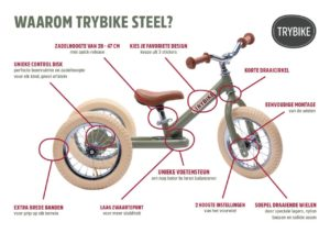 waarom een trybike